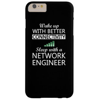 Network Engineer Barely There iPhone 6 Plus Case