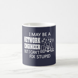 Network Engineer Coffee Mug
