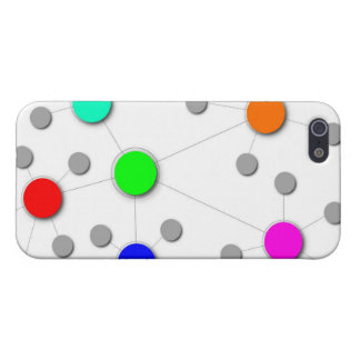 Network iPhone 5 Cases