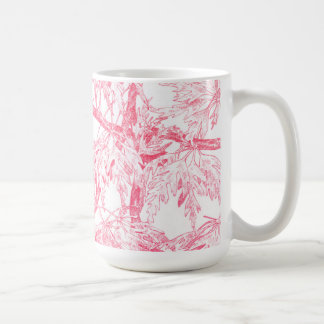 Network Japanese Maple Coffee Mug