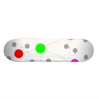 Network Skate Deck