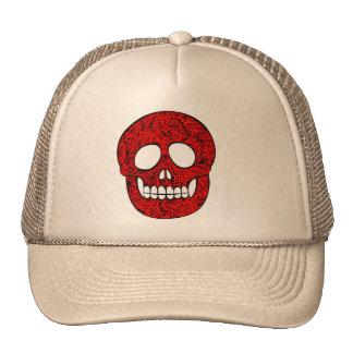 Network skull cap