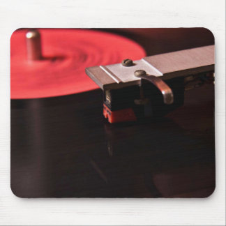 Network Vinyl Mouse Pad