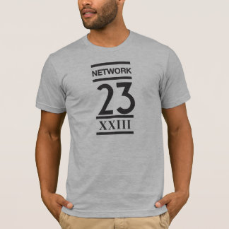 Network XXIII (Black) T-Shirt
