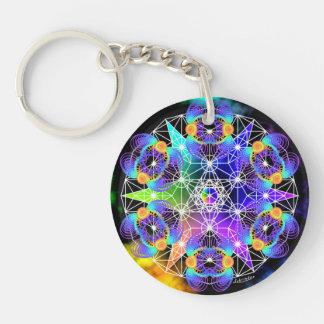 Networking/Inner Strength Key Ring