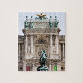 Neue Hofburg Vienna photo Jigsaw Puzzle