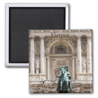 Neue Hofburg Vienna photo Magnet
