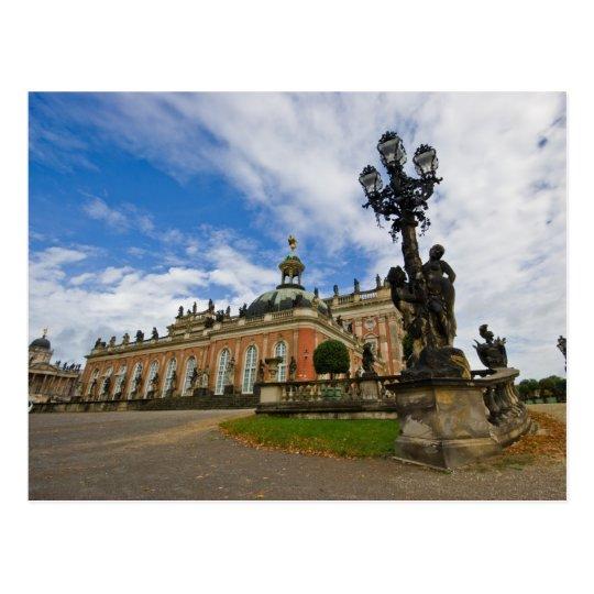 Neues Palais Postcard