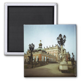 Neues Palais Square Magnet