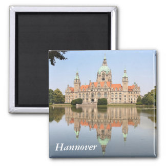 Neues Rathaus in Hannover Magnet