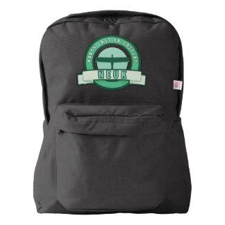 NEUK Cosplay Travel RuckPak (black) Backpack