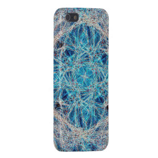 Neural Network iPhone 5 Covers