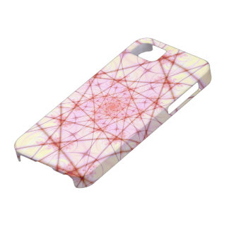 Neural Network Spiral iPhone 5 Barely There Case iPhone 5 Cover