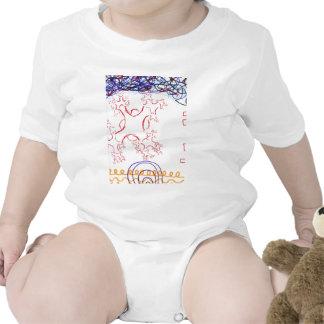 Neuro Fractalis Baby Bodysuit