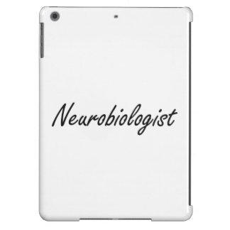 Neurobiologist Artistic Job Design iPad Air Cover