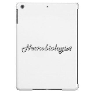 Neurobiologist Classic Job Design iPad Air Cover