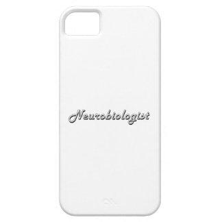 Neurobiologist Classic Job Design iPhone 5 Cover
