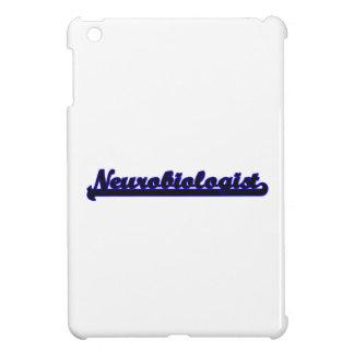 Neurobiologist Classic Job Design iPad Mini Covers