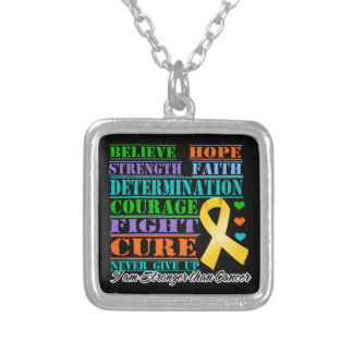 Neuroblastoma Believe Strength Determination Jewelry