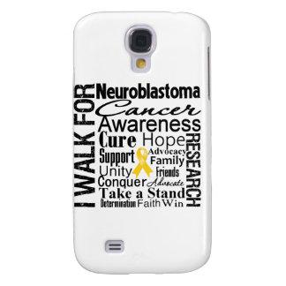 Neuroblastoma Cancer Awareness Walk Galaxy S4 Covers
