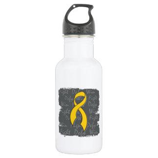 Neuroblastoma Cancer Fight Defy Win 532 Ml Water Bottle
