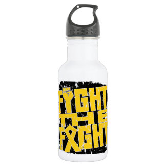 Neuroblastoma Cancer Fight The Fight 532 Ml Water Bottle