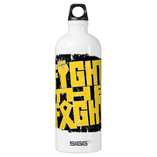 Neuroblastoma Cancer Fight The Fight SIGG Traveller 1.0L Water Bottle