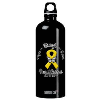 Neuroblastoma Cancer Hope Strength Love SIGG Traveller 1.0L Water Bottle