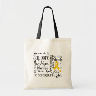 Neuroblastoma Cancer Supportive Words Bags