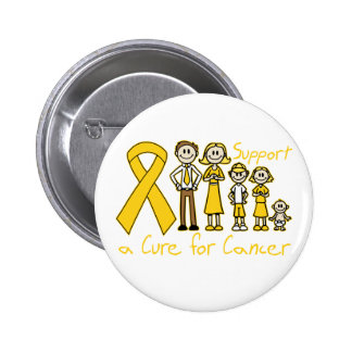 Neuroblastoma Family Support A Cure Pinback Button