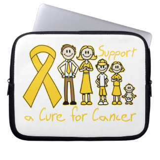 Neuroblastoma Family Support A Cure Laptop Sleeves