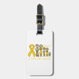 Neuroblastoma Family Support A Cure Luggage Tags