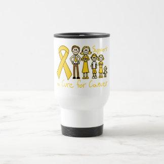 Neuroblastoma Family Support A Cure Coffee Mug