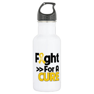 Neuroblastoma Fight For a Cure 532 Ml Water Bottle