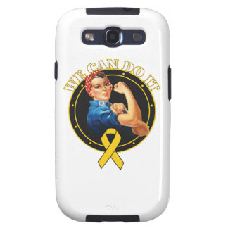 Neuroblastoma - Rosie der Nieteneinschläger - wir  Samsung Galaxy SIII Cover