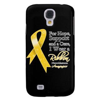 Neuroblastoma Support Hope Awareness Samsung Galaxy S4 Covers