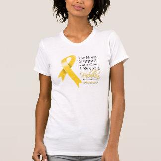 Neuroblastoma Support Hope Awareness T-shirt