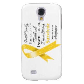 Neuroblastoma Support Strong Survivor Samsung Galaxy S4 Cover