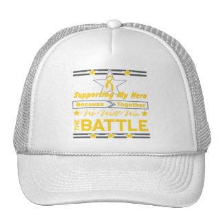 Neuroblastoma Supporting My Hero Mesh Hats