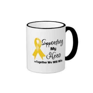 Neuroblastoma Supporting My Hero Mug