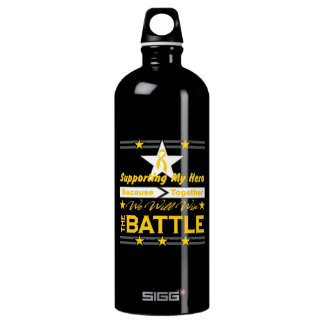 Neuroblastoma Supporting My Hero SIGG Traveller 1.0L Water Bottle