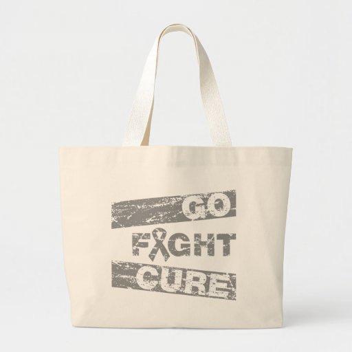 Neurological Disorders Go Fight Cure Bag