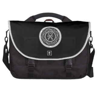 Neurological Disorders Hope Intertwined Ribbon Laptop Commuter Bag