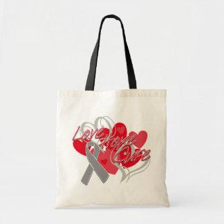 Neurological Disorders Love Hope Cure Bag