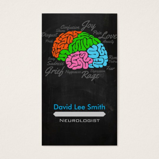 Neurologist Business Card
