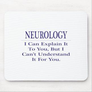 Neurologist Joke .. Explain Not Understand Mouse Pad