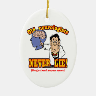 Neurologists Christmas Ornament