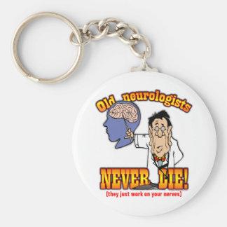 Neurologists Key Ring