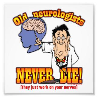 Neurologists Photo Print