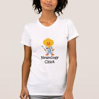 Neurology Chick T-shirt